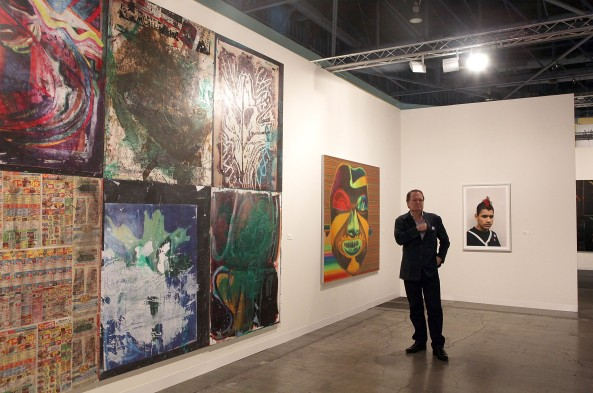 Art Basel Miami Beach Opening Day VIP Preview